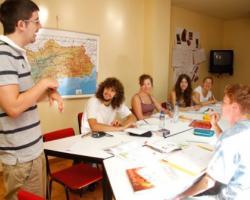 kursy językowe w Hiszpanii 2015