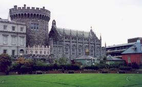 Irlandia - Dublin - ISI