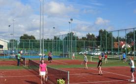 Obóz tenisowy  2017