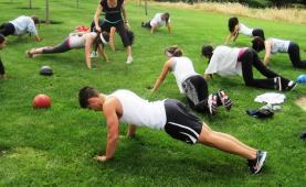 obóz fitness 2018
