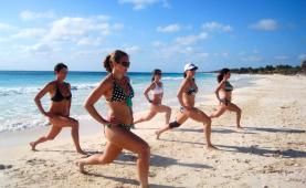 Fitness na lato