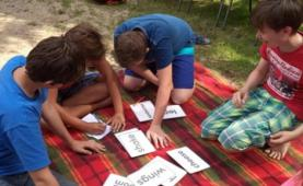 kolonie językowe- Jastrzębia Góra 2019