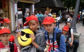 Obóz językowy - angielski Jastrzębia Góra 2019