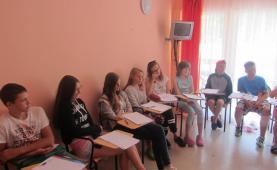 Obóz językowy dla młodzieży 2019