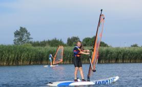 Obóz windsurfingowy 2017