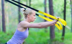 obóz fitness