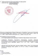 Zezwolenie na świadczenie usług turystycznych 2015